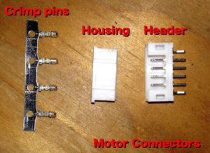 Motor Connectors