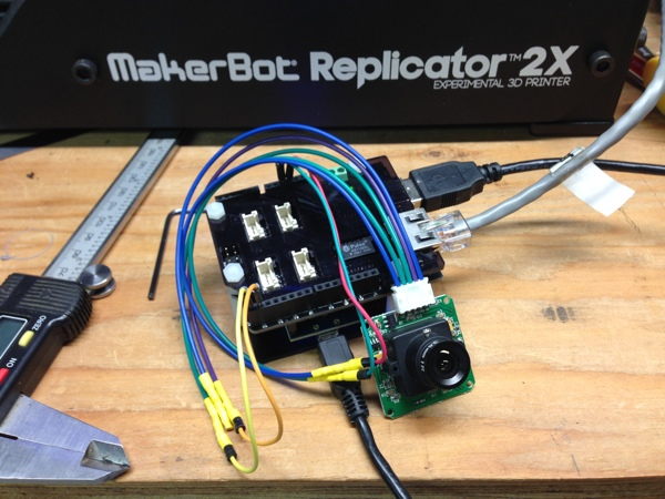 $32 Network Print Server for Makerbot – All About Jake