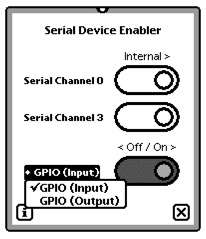 Posted to GitHub: Internal Serial Enabler
